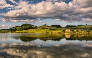 Poletni popoldan ob jezeru