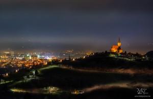 Nočni Malečnik in Maribor
