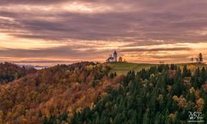 Jamnik - jesen, z druge strani