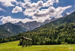 Kozolec na Gorenjskem, Kranjska Gora