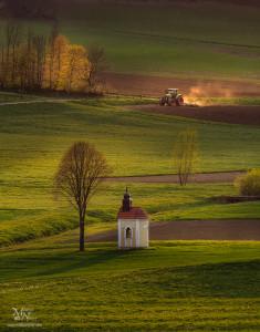 Večer na polju, Jurovski Dol