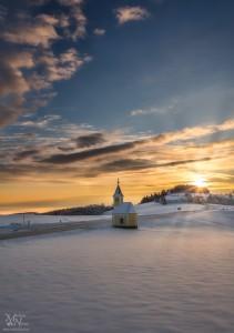 Sončni vzhod-Šmartno na Pohorju