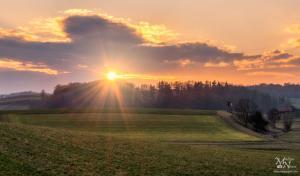 Sončni zahod, Benedikt v Slov.goricah