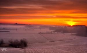Sončni vzhod, Sveta Trojica v Slov.goricah